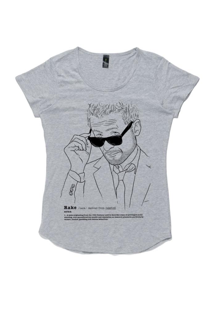 Rake T-Shirts - Win!